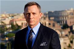 超越布鲁斯南 丹尼尔・克雷格已成任期第二长007