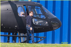 阿汤哥赴巴黎筹备《碟中谍6》 这次爬的对象是直升机?