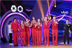 《来吧冠军2》中国女排再铸荣耀 张柏芝对抗激动落泪