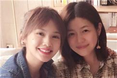 杨丞琳晒合影为陈妍希庆生收回复:这张脸很圆