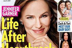 詹妮弗-加纳公开打脸杂志:没有参与采访及拍摄