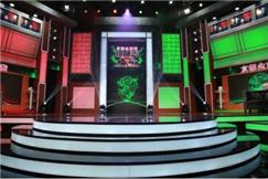 《脱口秀大会》携奥斯卡团队 打造红配绿怪诞舞美