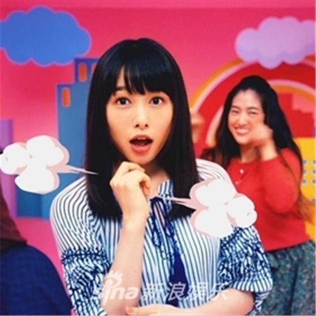 樱井日奈子歌舞广告公开 自曝确实不善唱歌