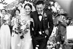 余文乐大婚,婚姻从来都是强强联手