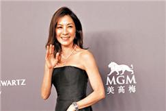杨紫琼表示和袁和平合作好惨 打不好会被一眼看出