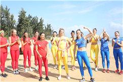 第68届世界小姐全球赛体育竞技赛顺利举行