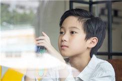 林晋乐|一枚可甜可盐的美少年